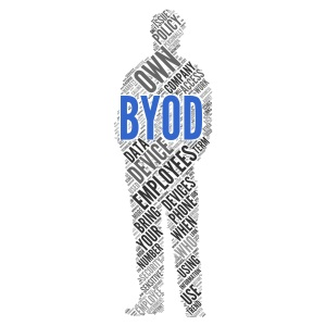 BYOD Figure shutterstock_156558971
